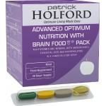 Advanced Optimum Nutrition with Brain Food Pack (28 days)