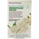 Black Cohosh Menopause Relief