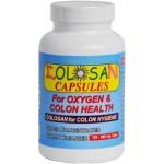 Colosan Capsules (120 Capsules) and Hepasan (60 capsules)