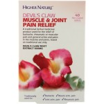 Devils Claw Muscle Joint Pain Relief