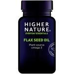 Flax Seed Oil Capsules 1000mg 60 Gel Caps