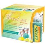 GHT Threelac & Oxygen Elements Max Anti-Candida Kit