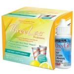 GHT Threelac & OxyLift Anti-Candida Kit