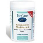 Ginkgo Plus Blackcurrant - 60 Capsules