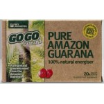 GoGo Guarana 20 Caps (trial size) 500mg