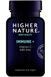 Immune+ (Vitamin C with Zinc) 90 Tablets