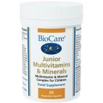 Junior Multivitamins & Minerals - 60 Capsules