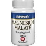 Magnesium Malate - 120 Vegicaps