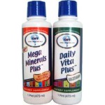 Mega Minerals & Daily Vita Plus