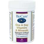 One-A-Day Multivitamin & Minerals - 30 tablets