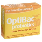 OptiBac Probiotics For travelling abroad (60 capsules)