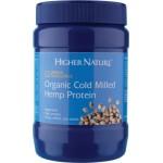Organic Cold Milled Hemp Protein 250g Powder