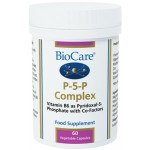P-5-P Complex (biologically active form of Vitamin B6) - 60 Capsules