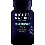 Pantothenic Acid 500mg 60 Capsules