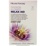 Passion Flower Relax Aid 30 Tablets