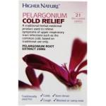 Pelargonium Cold Relief 21 Tablets