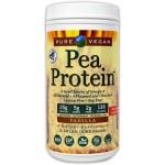 Pure Vegan Pea Protein - 1kg