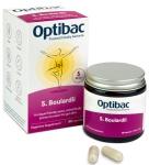 Saccharomyces boulardii (formerly OptiBac Probiotics For bowel calm) 80 caps