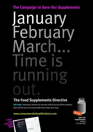 Save Our Supplements