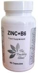 Zinc Gluconate 15mg + Vitamin B6 15mg 90 capsules